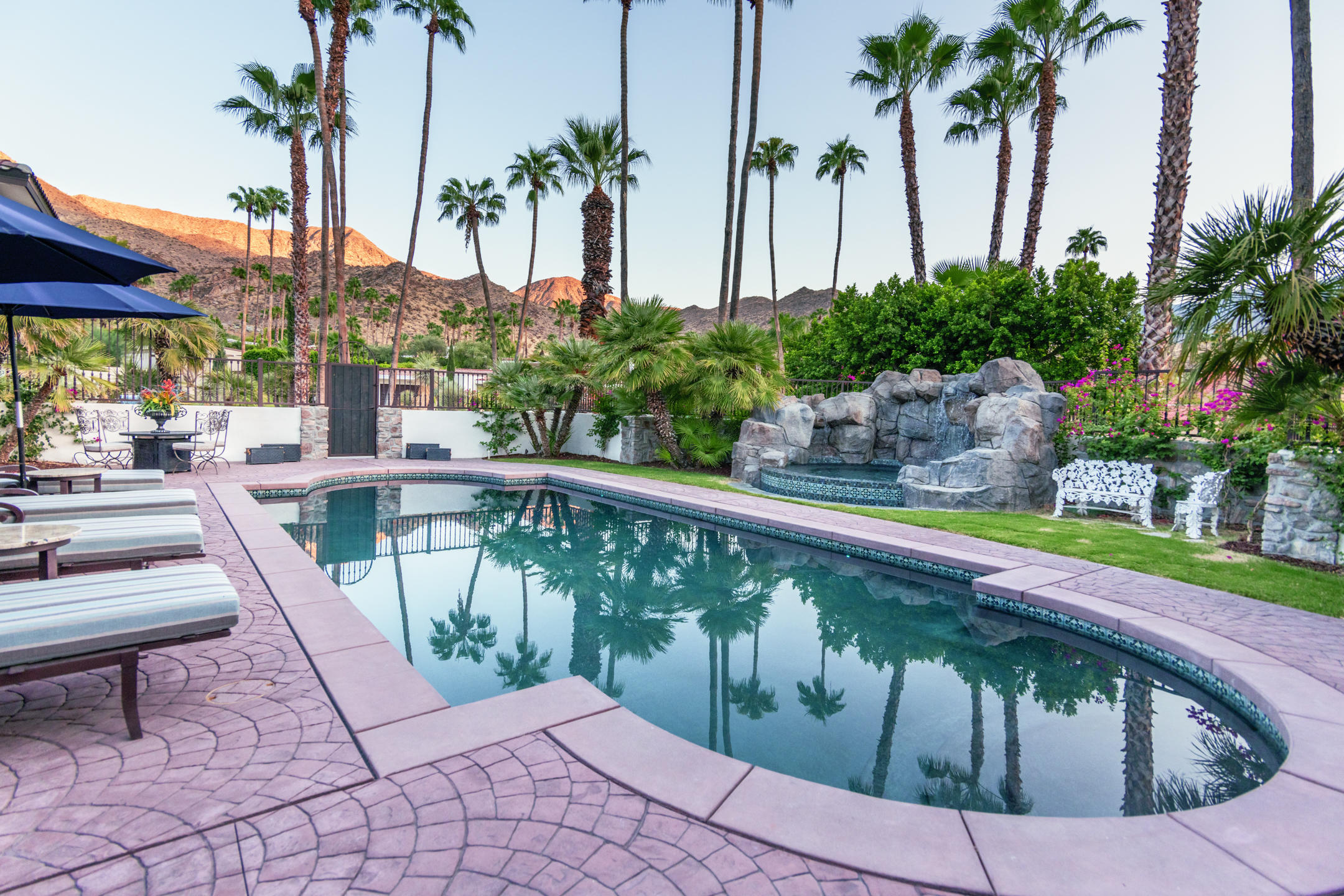 Image Number 1 for 3330 Andreas Hills Drive in Palm Springs
