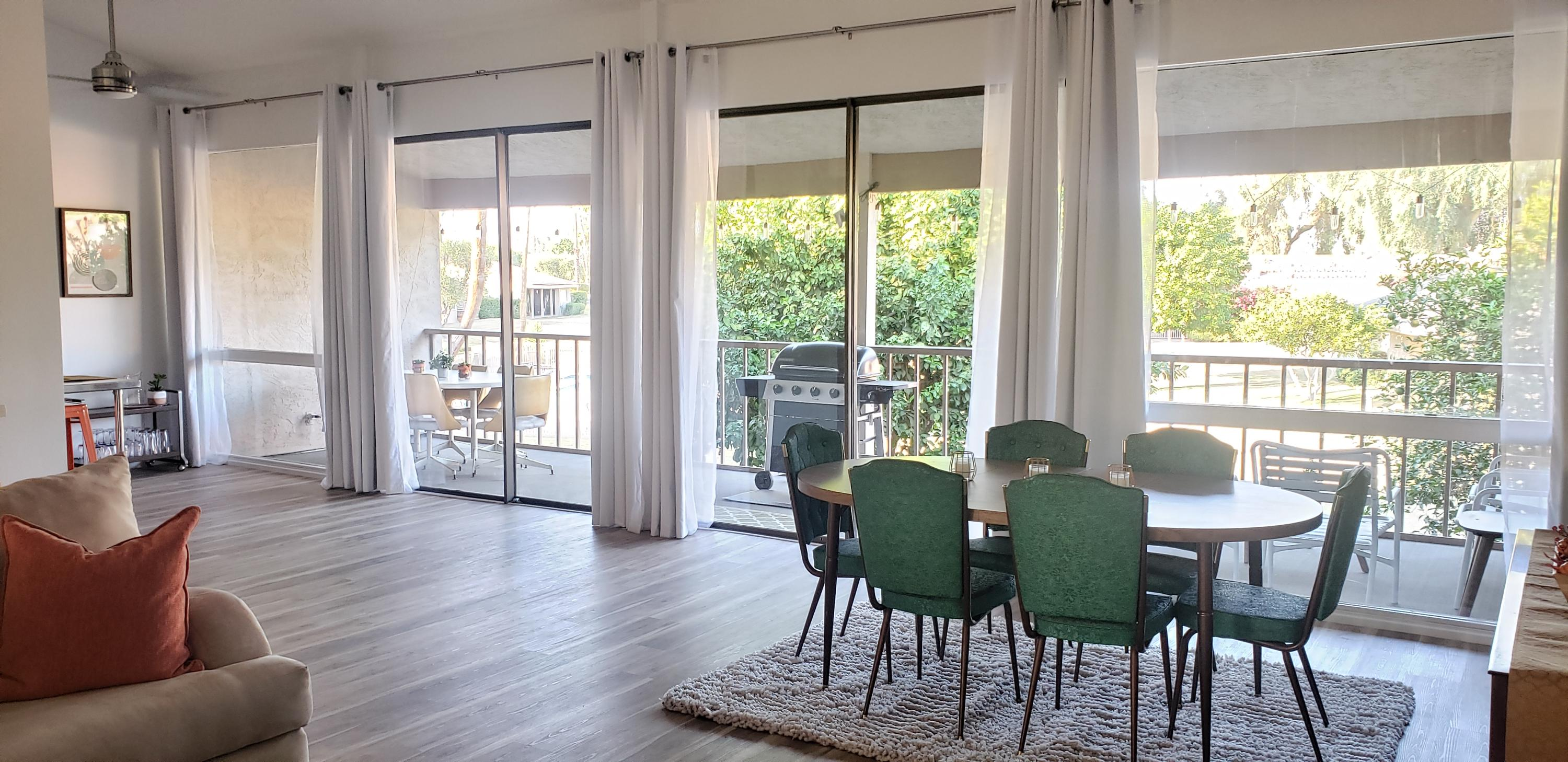Home is temporarily occupied by guests. Home can only be shown on Sunday's from 12:30pm -2:00pm. Please give at least 24 hrs notice   Call Agent for access   Bring Offers! JUST REDUCED. Keep as your full time home, as your seasonal home/rental, or as your long term rental property.  This condo is Fully Remodeled from Top to Bottom. Brand New Tile & Fixtures. 3 Patios. New Vinyl Laminate with 1/2 inch underlayment. Custom Front Doors. Beautiful Wall Paper.Water &  Energy Efficient. Wifi enabled appliances.Pre wired AV throughout. Smoke Detectors alert your Cell phone. HOA Installing New Roofs on all units.