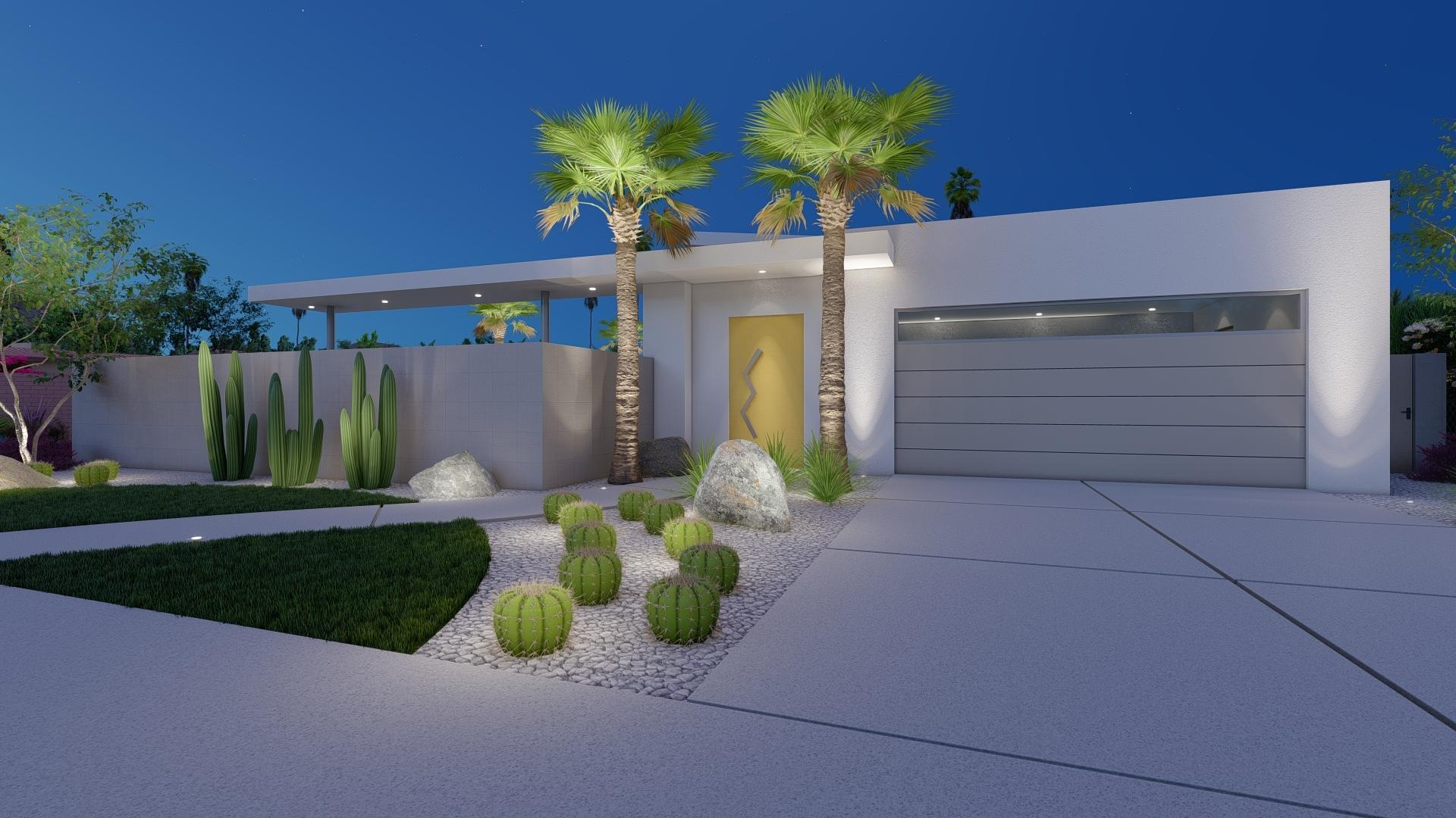 Photo of 2714 Anza Trail, Palm Springs, CA 92264