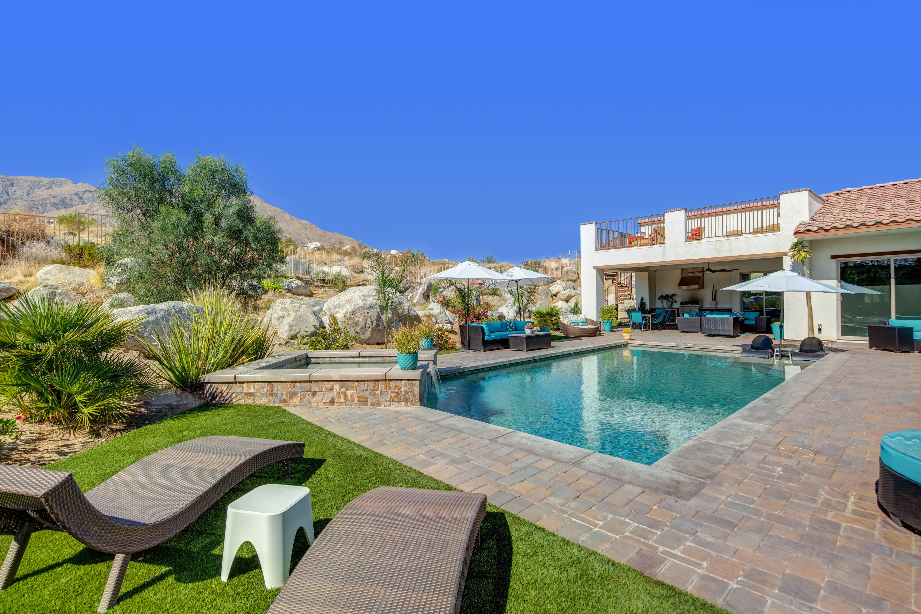 Photo of 2381 Tuscany Heights Drive, Palm Springs, CA 92262
