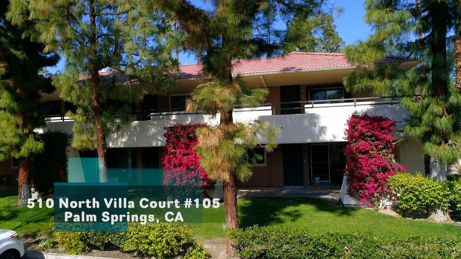 Photo of 575 N Villa Court #105, Palm Springs, CA 92262