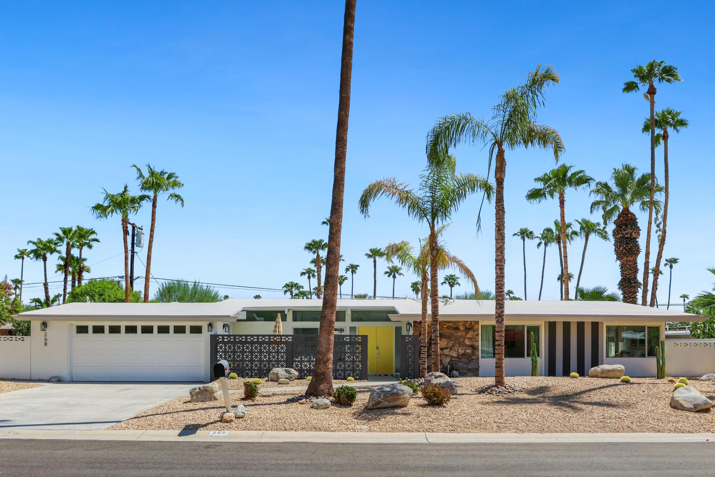 Photo of 268 N Burton Way, Palm Springs, CA 92262