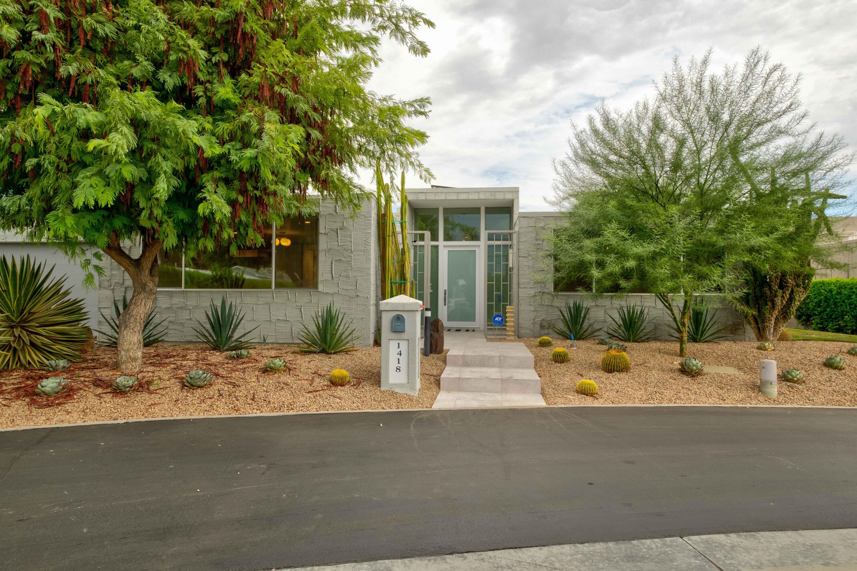 1418 Tamarisk West Street, Rancho Mirage, CA 92270