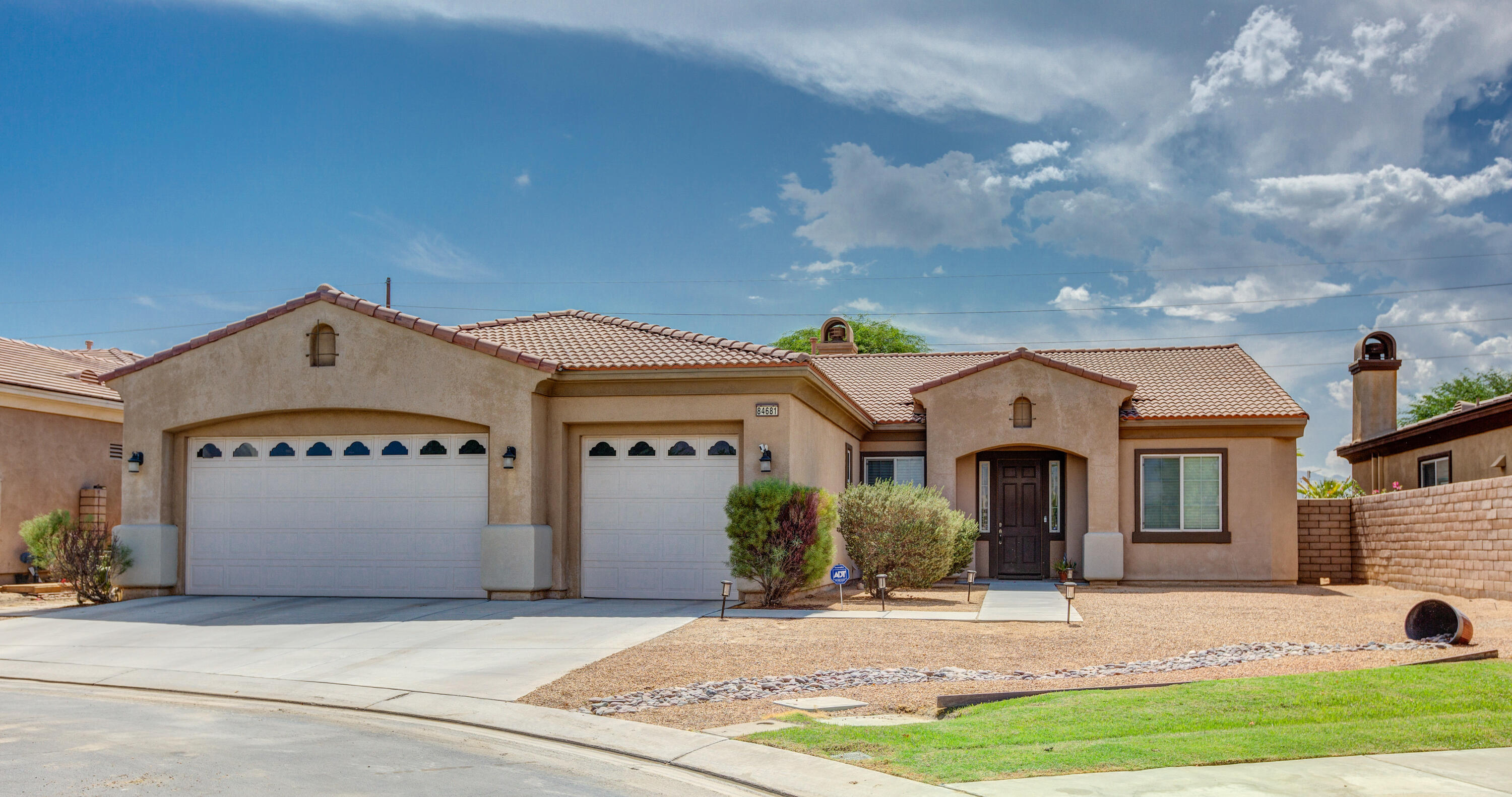This home is a must see! This immaculate, spacious Lennar build features 4 bedroom, 3 bath, 3 car garage in the highly desirable community of Terra Lago, the kitchen includes slab granite counter tops, prep island, dining nook, lots of storage space. A huge great room with fireplace and lots of natural light. Terra Lago amenities include a clubhouse with resort-style community pool, spa, fitness center, game room, and playground, HOA dues also include cable/internet service. Terra Lago is a private guard gated community with low HOA dues, a man-made lake for electric boats, paddle boats, and catch & release fishing. This is the perfect property for any investor. Short Term Rentals are ALLOWED