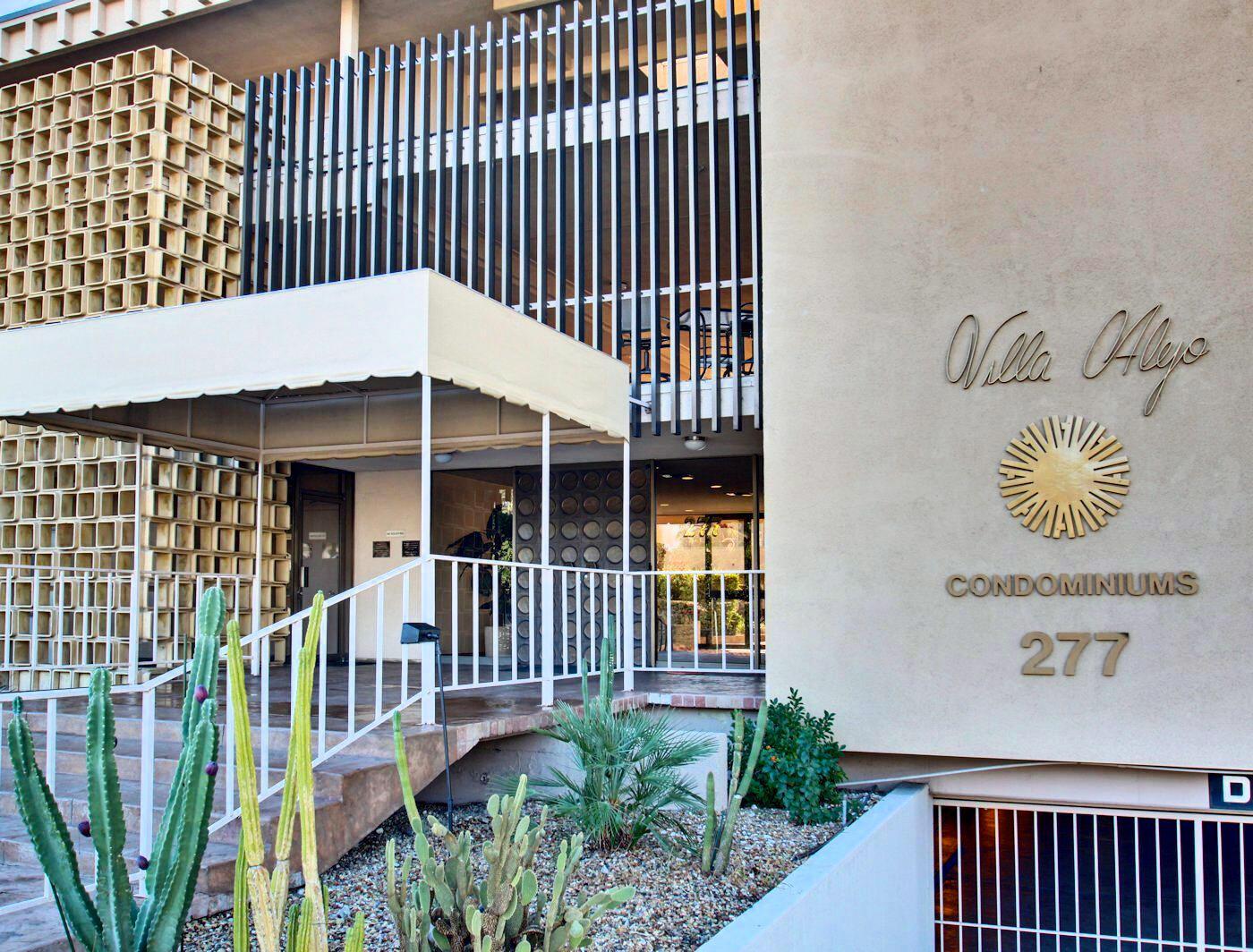 277 E Alejo Road, Palm Springs, CA 92262