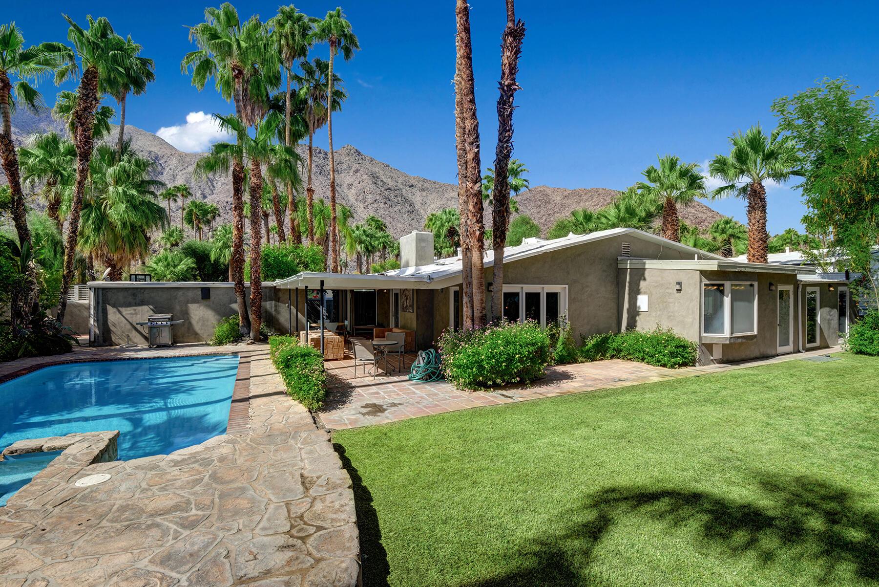 1148 N Rose Avenue, Palm Springs, CA 92262