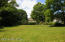 Expansive backyard.