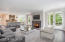 Open living concept kitchen/family/breakfast r