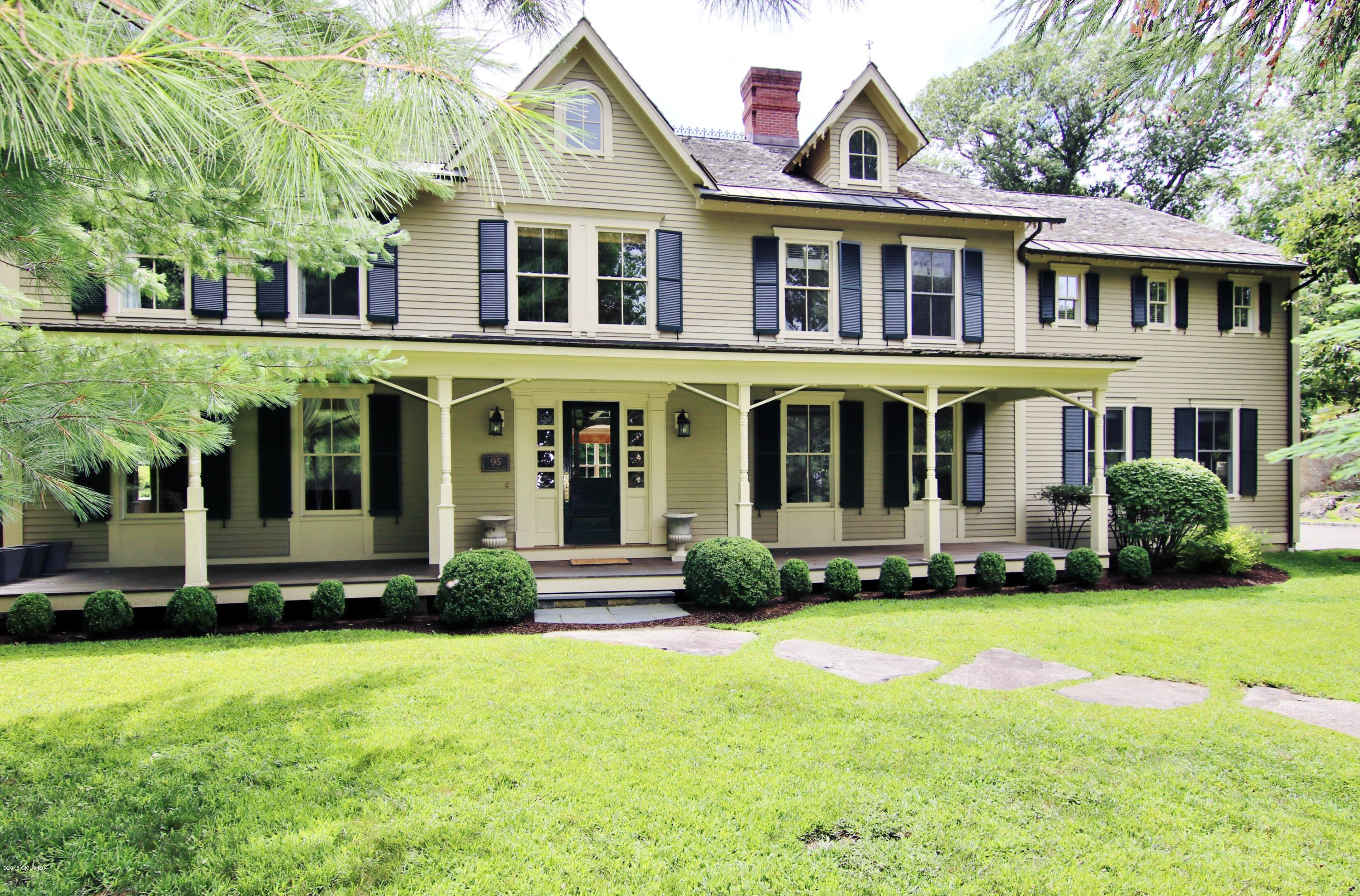 95 Stanwich Road,Greenwich,Connecticut 06830,5 Bedrooms Bedrooms,4 BathroomsBathrooms,Single family,Stanwich,103899