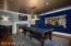 Lower Level Billiard Room/Bar