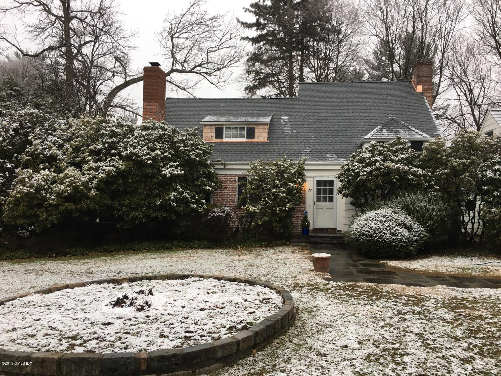 22 Stanwich Lane,Greenwich,Connecticut 06830,5 Bedrooms Bedrooms,3 BathroomsBathrooms,Single family,Stanwich,105249