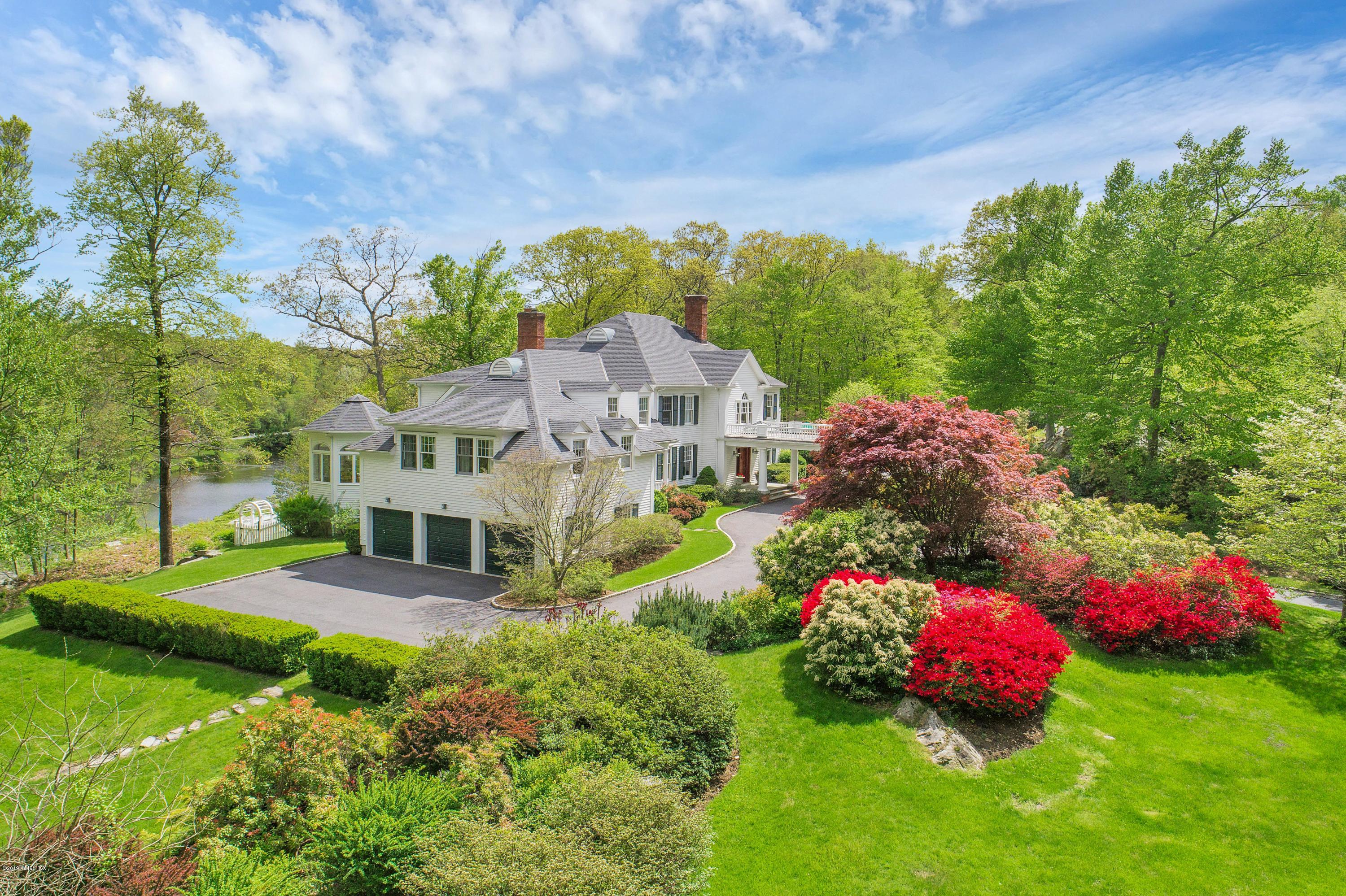 57 Partridge Hollow Road, Greenwich, CT 06831