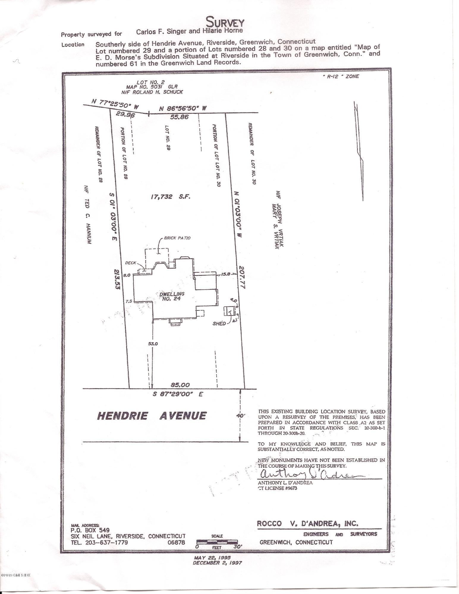24 Hendrie Avenue, Riverside, CT 06878