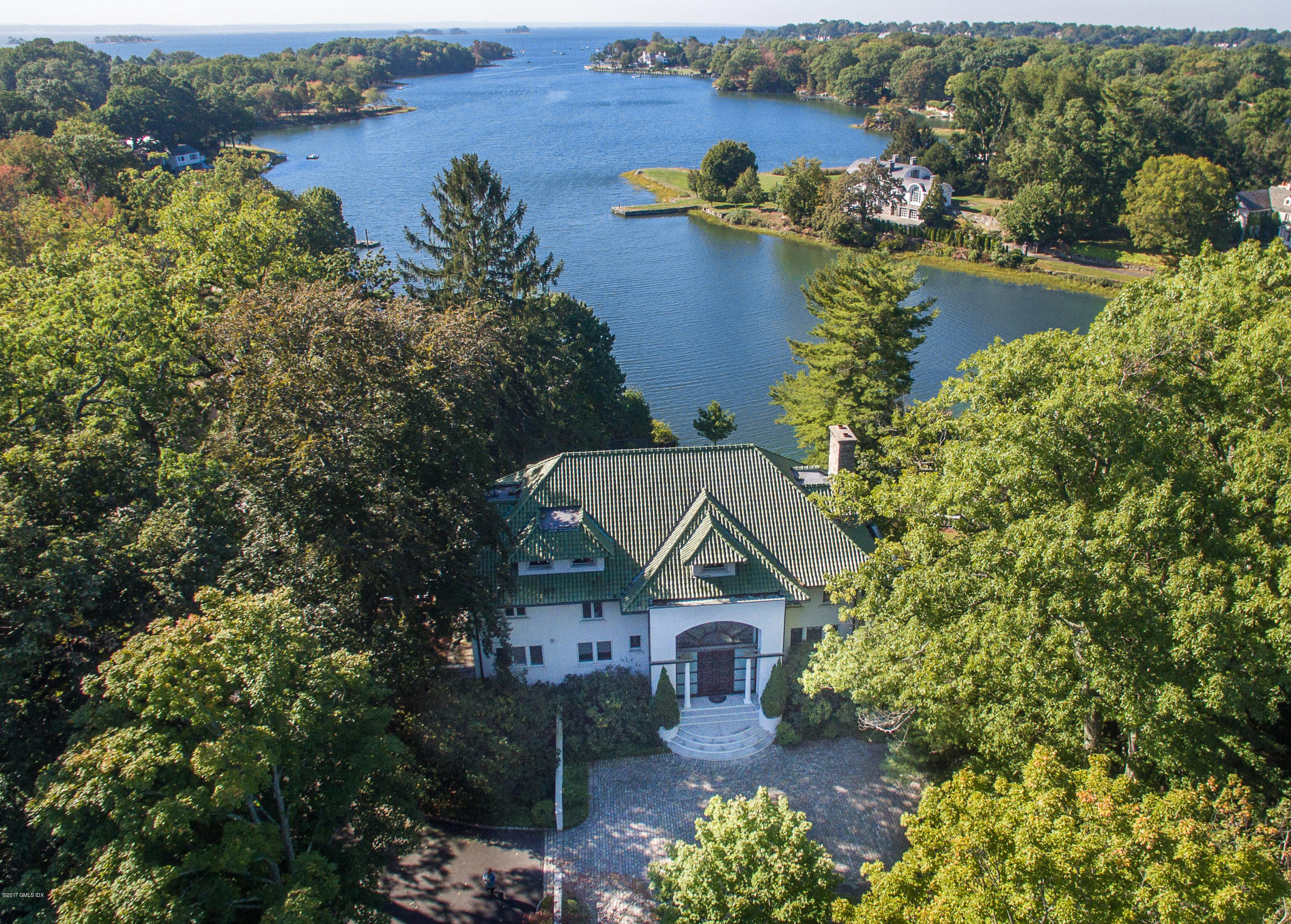 1 Indian Chase Drive, Greenwich, CT 06830