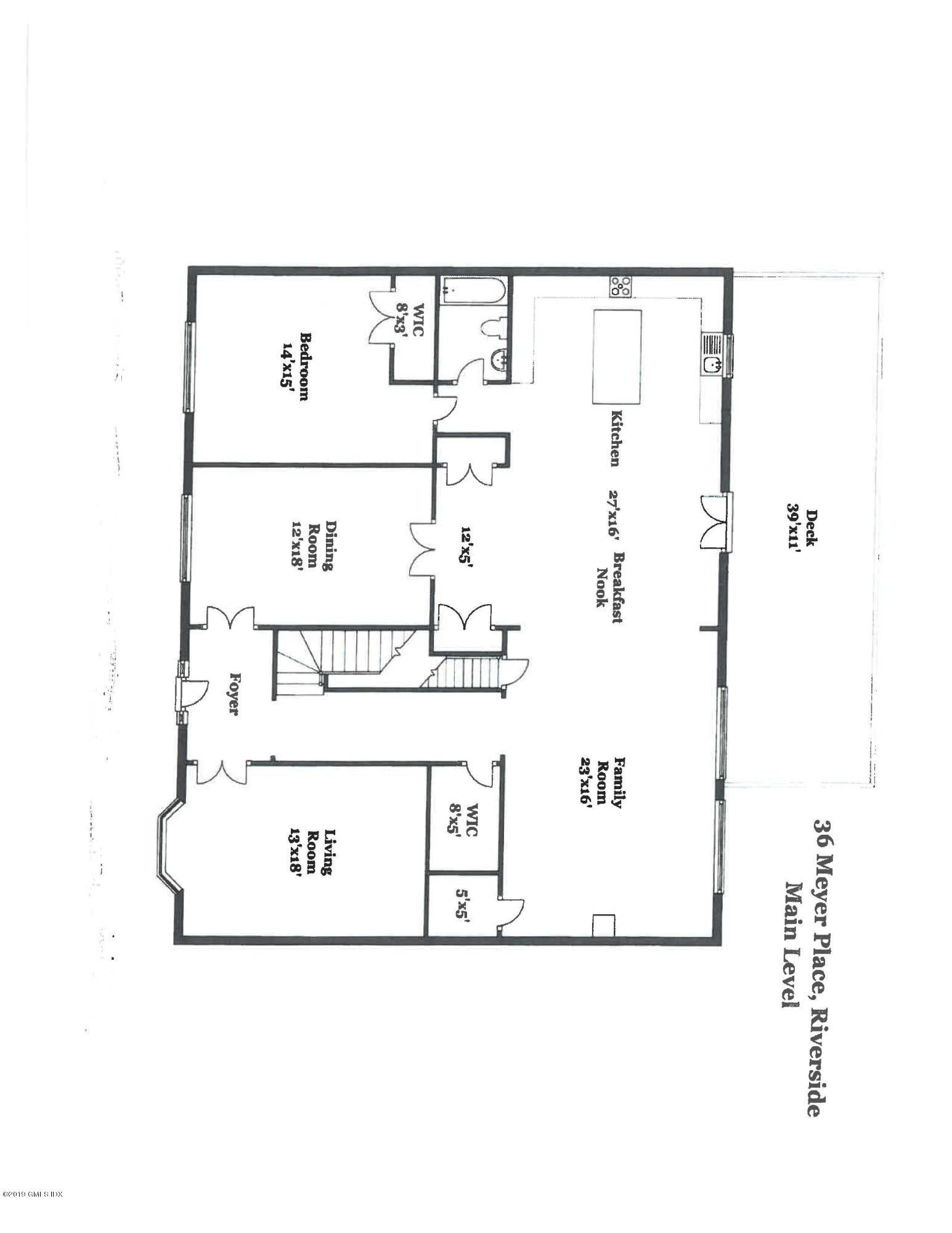 36 Meyer Place, Riverside, CT 06878