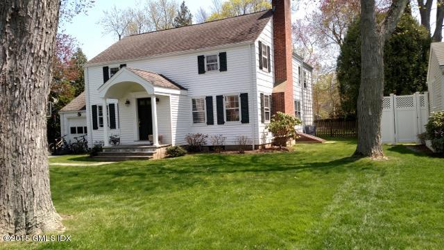 11 St Claire Avenue, Old Greenwich, CT 06870