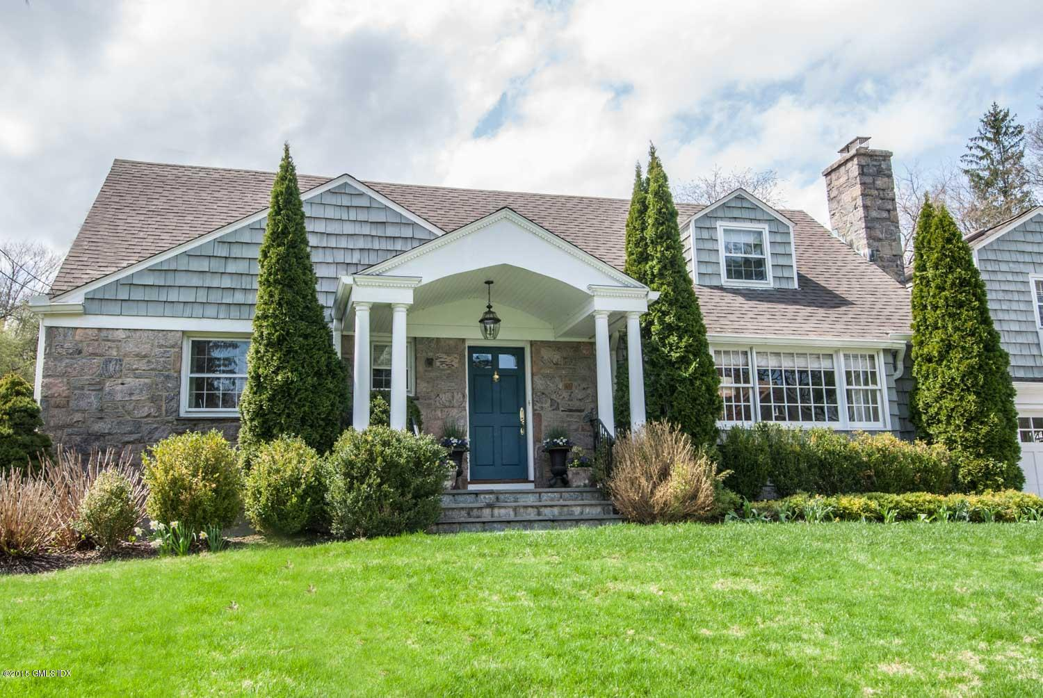 16 Intervale Place, Greenwich, CT 06830