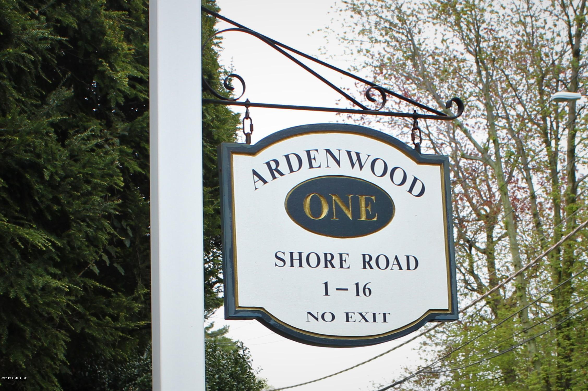 1 Shore Road, #16, Stamford, CT 06902