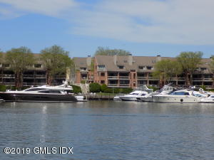 Palmer Point Condos with Mianus River water views