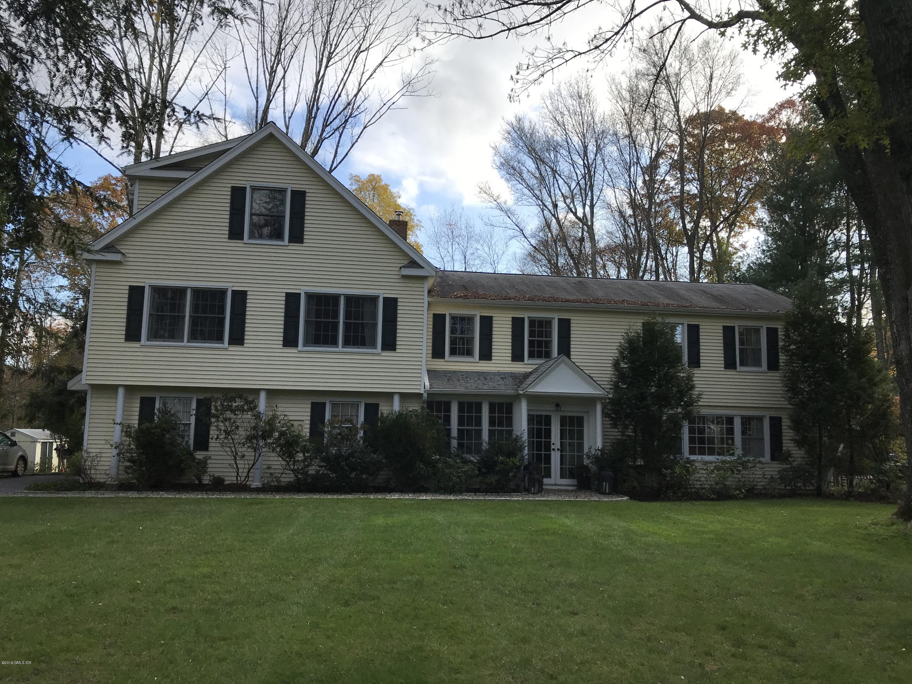 501 Spring Water Lane, New Canaan, CT 06840