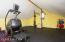 Gym/studio over garage