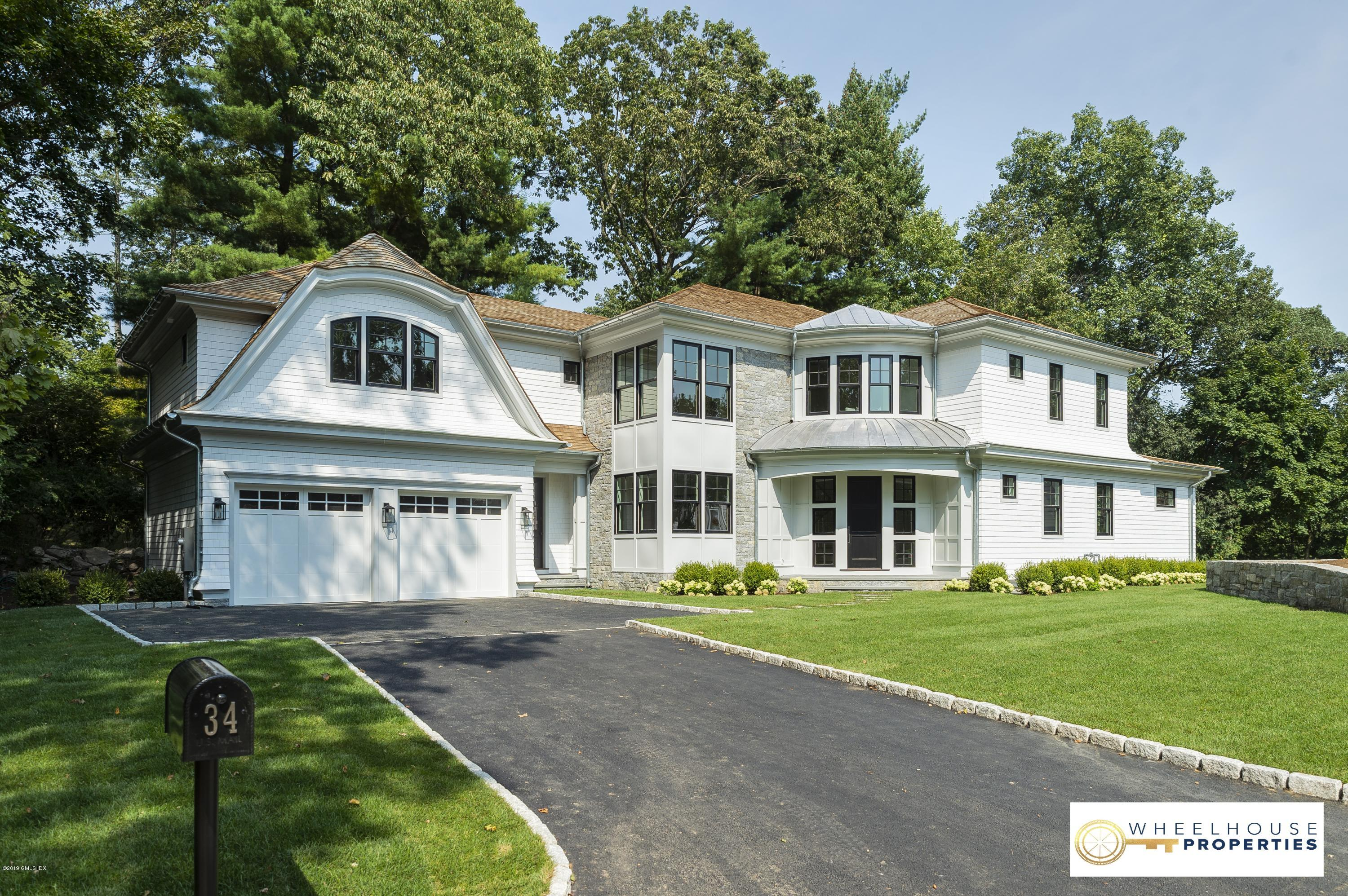 34 Annjim Drive,Greenwich,Connecticut 06830,6 Bedrooms Bedrooms,5 BathroomsBathrooms,Single family,Annjim,107843