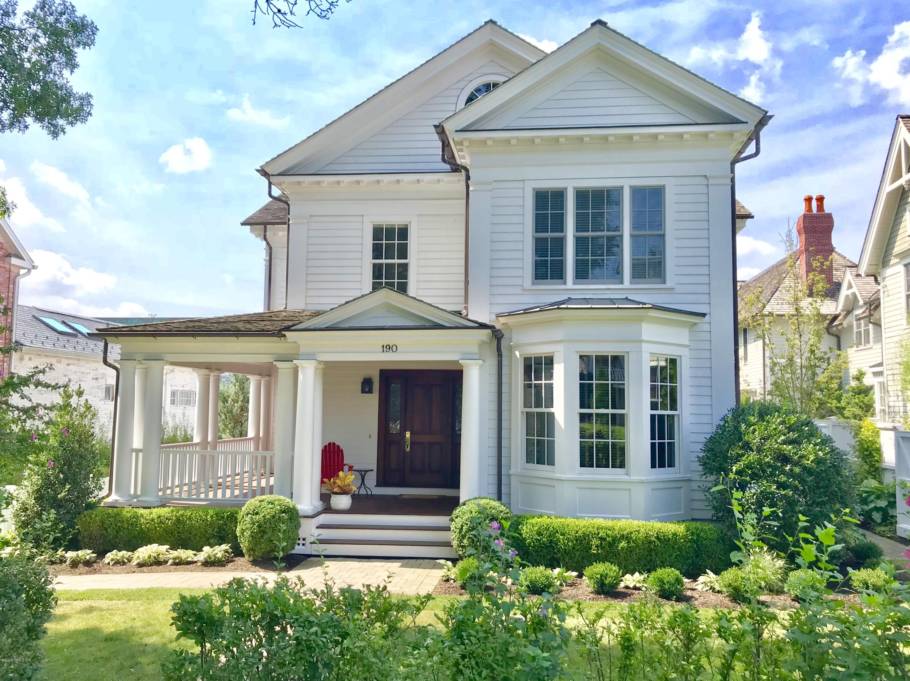 190 Milbank Avenue,Greenwich,Connecticut 06830,4 Bedrooms Bedrooms,4 BathroomsBathrooms,Condominium,Milbank,108020
