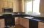 Upgraded Kitchen wit Plenty of Cabinetry