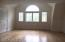 High Ceilings | Sunfilled Master Bedroom