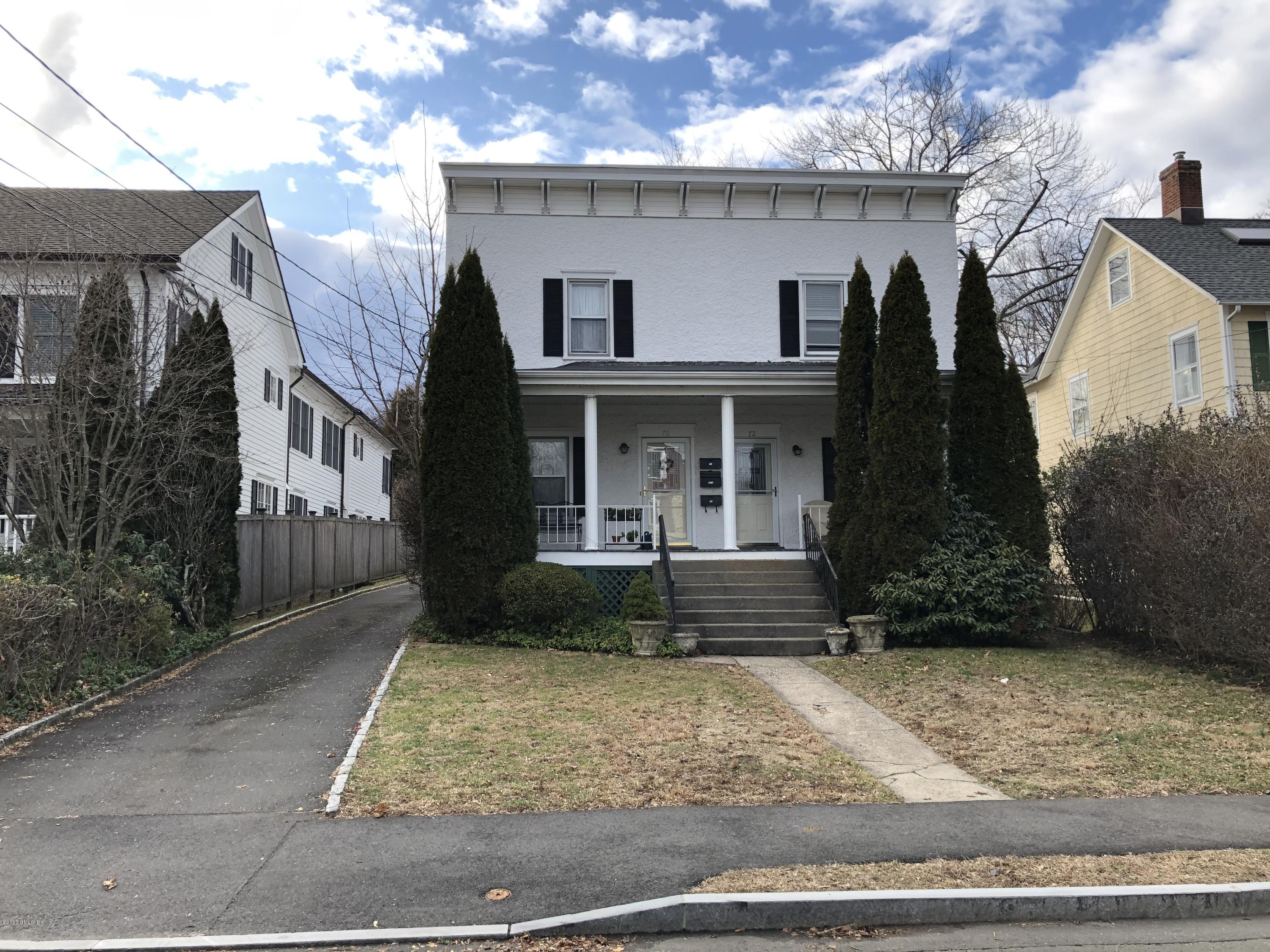 72 Northfield Street,Greenwich,Connecticut 06830,3 Bedrooms Bedrooms,1 BathroomBathrooms,Multi-family - 2 units,Northfield,108622