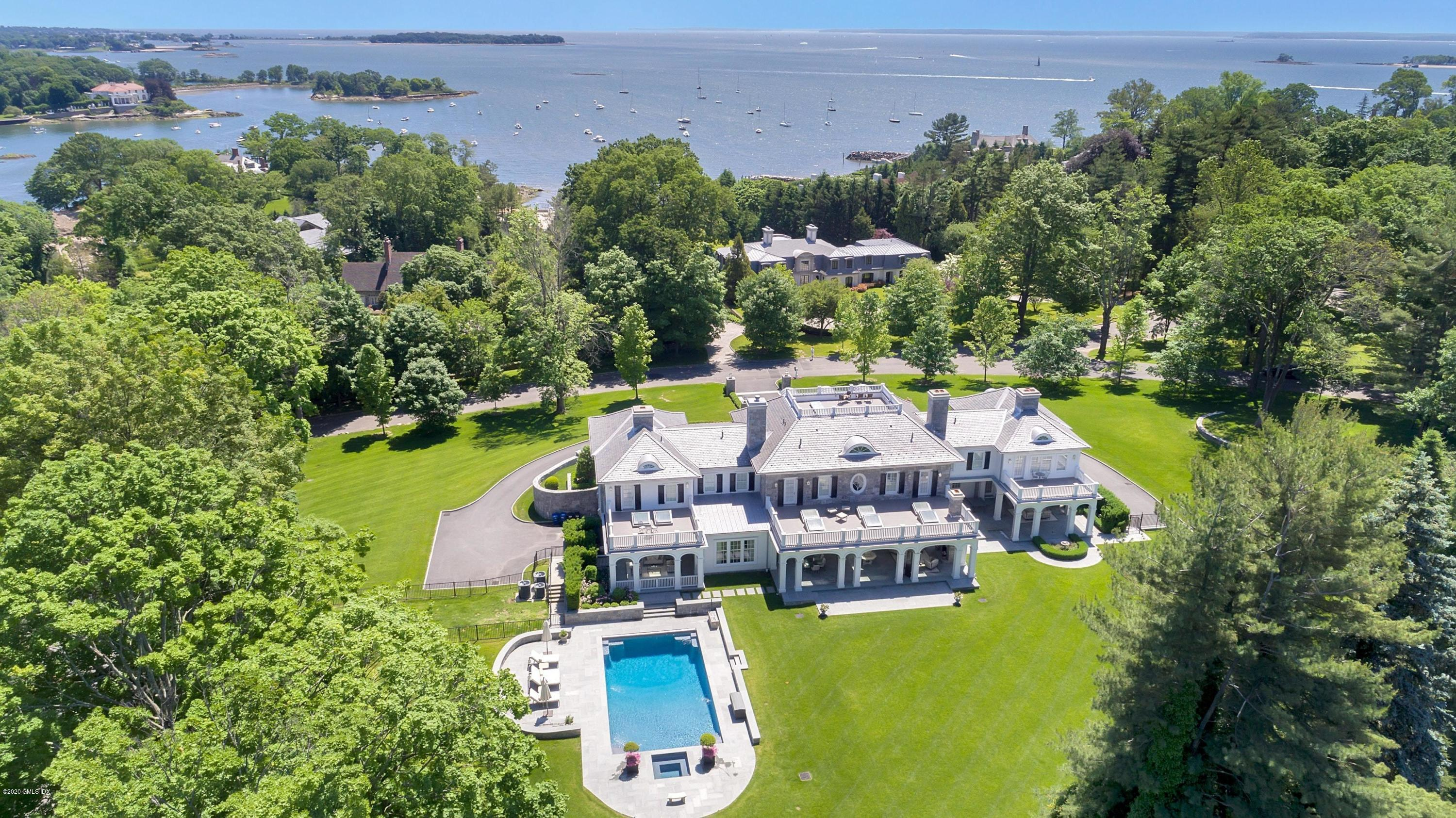 135 Field Point Circle,Greenwich,Connecticut 06830,6 Bedrooms Bedrooms,7 BathroomsBathrooms,Single family,Field Point,108853