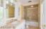 Bedroom #5/Office ensuite Bath