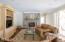 Lower Level - Family Room/Media Room