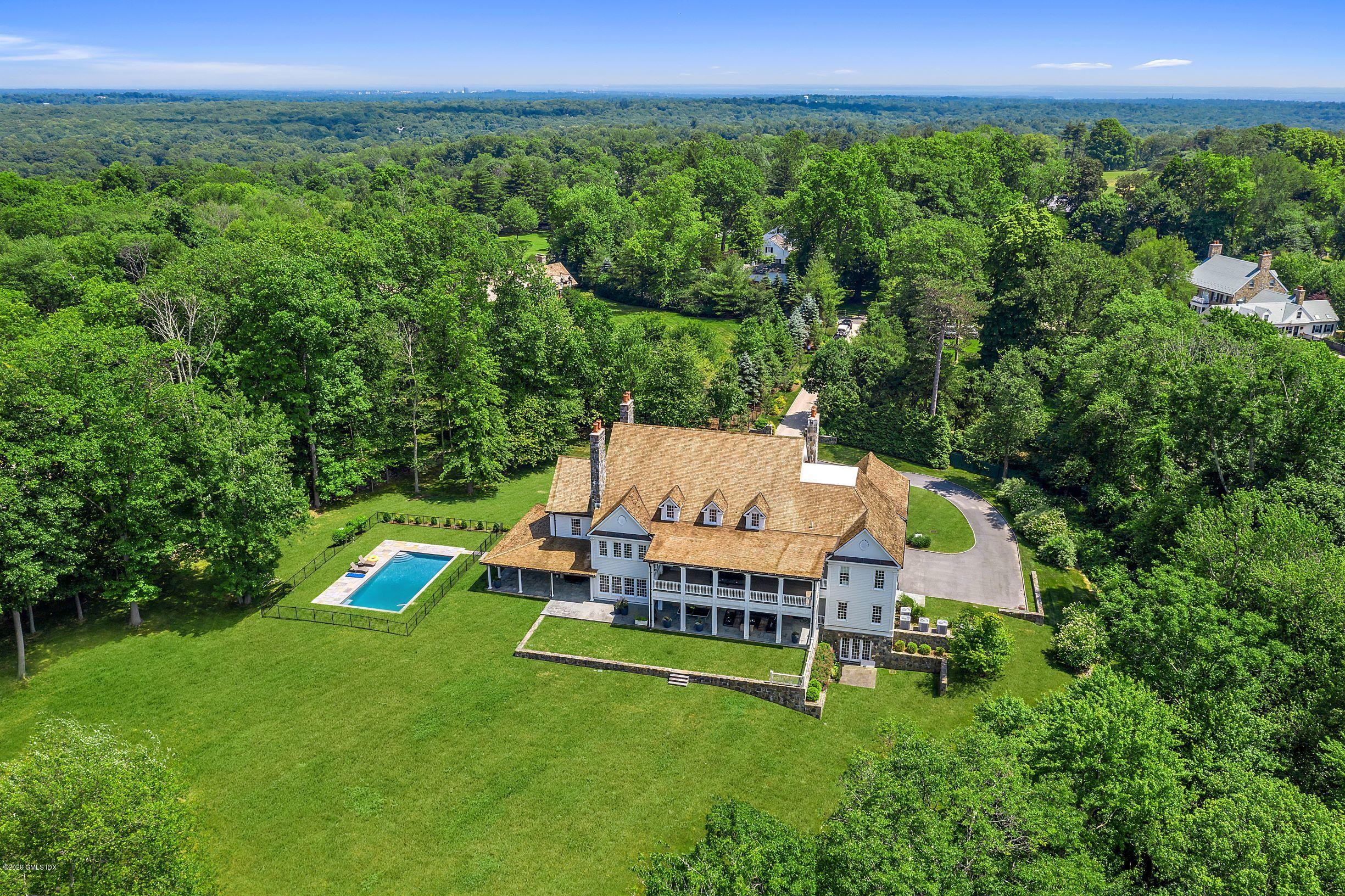 516 Round Hill Road, Greenwich, Connecticut 06831, 6 Bedrooms Bedrooms, ,7 BathroomsBathrooms,Single family,For sale,Round Hill,110211