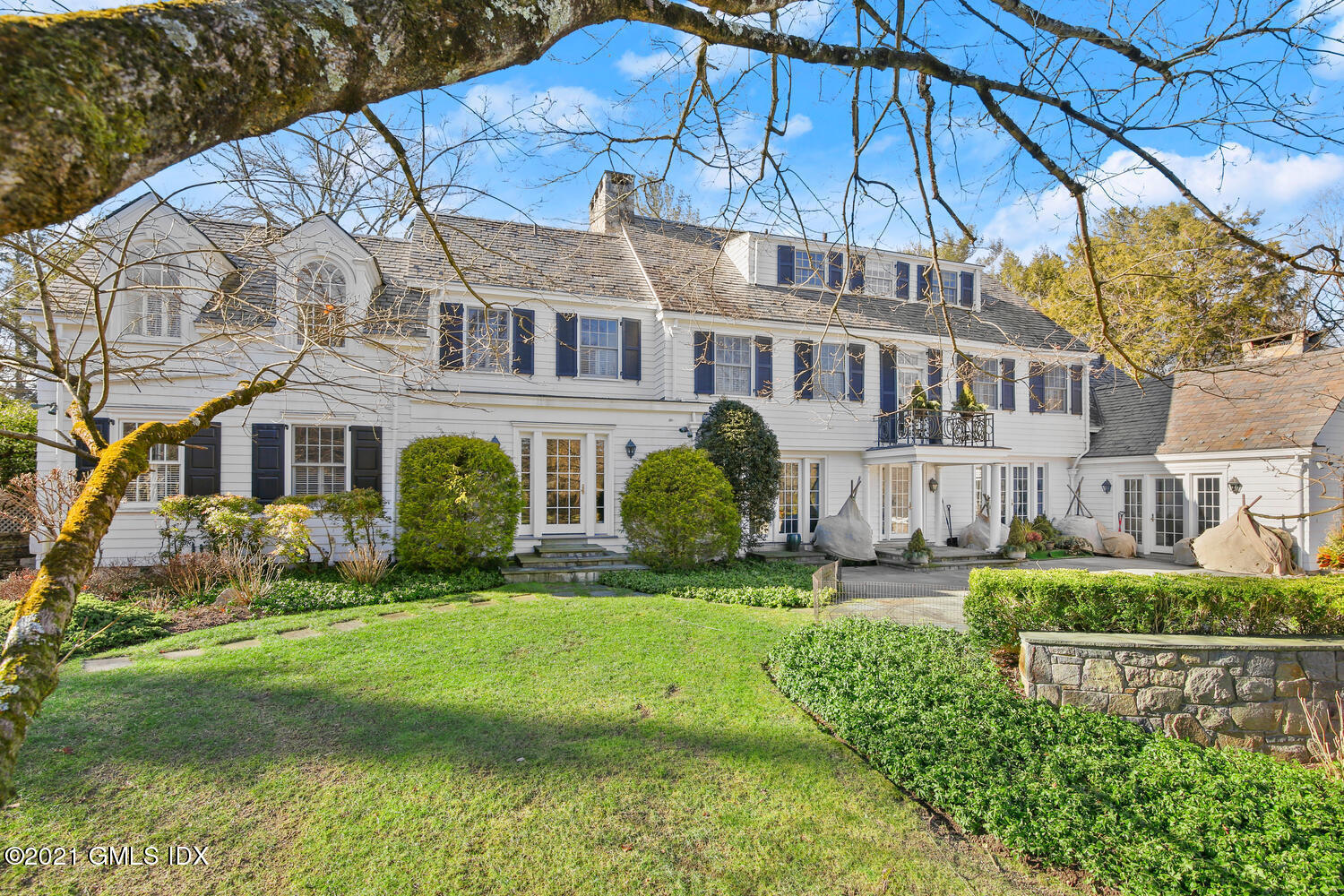 291 Round Hill Road, Greenwich, Connecticut 06831, 5 Bedrooms Bedrooms, ,6 BathroomsBathrooms,Single family,For sale,Round Hill,111962