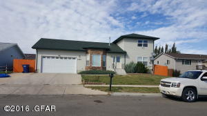 1245 Madera DR, GREAT FALLS, MT 59404