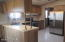 kitchen with all new appliances