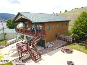 1864 Beartooth Rd RD, WOLF CREEK, MT 59648