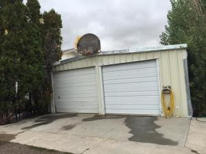 Heated/Oversized Garage