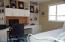 bedroom or office