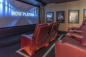 HI-Man Cave Theater