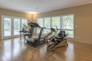 31 - Home Gym Area (in Master Bedroom)