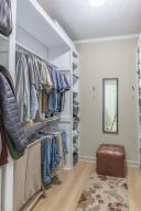 34 - Master Bedroom, Walk-In Closet