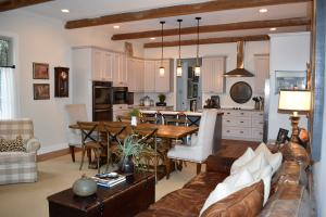 Family Room & Kitchen