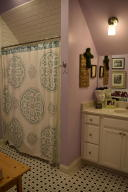 Upstairs bathroom #1