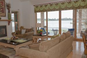 View from Living Room/Kitchen