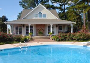 50-pool house a