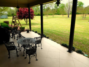 View of Backporch