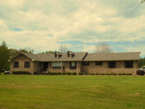 Front View of House 2