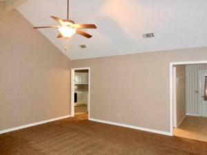 FAMILY ROOM OFF ENTRANCE AND KITCHEN